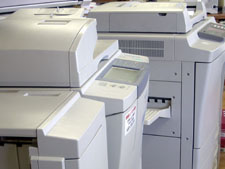 black and white copiers